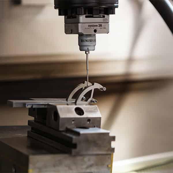 Du prototype à 10 pièces mécaniques complexes